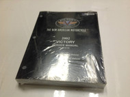 2002 POLARIS VICTORY Workshop Repair Service Shop Manual NEW 2002