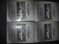 2007 CHRYSLER MOPAR PT CRUISER Repair Shop Service Manual Set W RECALLS BOOK x