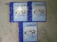 Volvo Construction Equipment G930C/G940C/G946C/G960C Service Manual 3Vol Set NEW