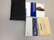 2004 Subaru Legacy & Outback Operators Owner Owners Manual OEM Factory