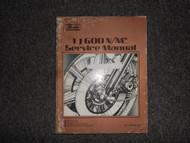 Yamaha FJ 600 N/NC FJ600N/NC Service Repair Shop Workshop Manual FACTORY OEM x