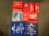 1994 FORD MUSTANG Service Shop Repair Workshop Manual Set W EVTM + Trans Books