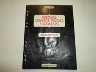 1978 Suzuki Motorcycles Special Service Tools Catalog Manual WATER DAMAGED OEM