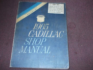 1965 GM Cadillac Shop Service Repair Workshop Manual FACTORY OEM 65 BOOK