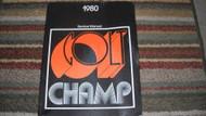 1980 Plymouth Champ Dodge Colt Service Repair Shop Workshop Manual OEM Mopar