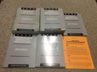 2006 CHRYSLER PACIFICA Service Repair Shop Manual SET W Diagnostics + Bulletin