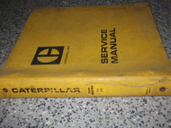 CATERPILLAR CAT 3208 ENGINE Serial # 75V1-UP 90N1-UP Service Shop Manual OEM x