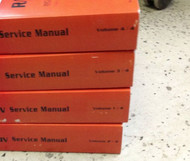2014 GM BUICK VERANO Service Shop Repair Manual Set FACTORY BOOKS 2014 BRAND NEW