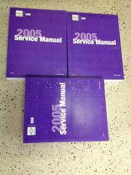 2005 Chevy Chevrolet SSR S/T ST TRUCK Service Shop Repair Manual Set FACTORY NEW