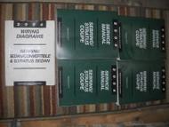 2004 CHRYSLER SEBRING STRATUS COUPE Service Repair Shop Manual Set FACTORY OEM