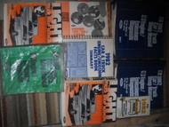 1982 Ford F-150 250 350 Bronco Truck Service Shop Repair Manual Set W EWD