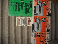 1982 Ford Medium Heavy Duty Truck Service Manual Set W SPECS BOOK PLUS MORE