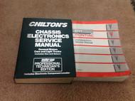1991 GM Pontiac FIREBIRD Service Shop Repair Workshop Manual OEM 1991 Set W Chil