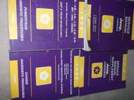 1996 Jeep CHEROKEE Service Shop Repair Manual FACTORY W Supplement + Diagnostics