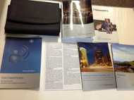 2012 MERCEDES BENZ S CLASS MODELS Owners Manual SET KIT W CASE FACTORY OEM 2012