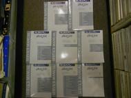 2005 Subaru Baja Service Repair Shop Workshop Manual SET Factory OEM