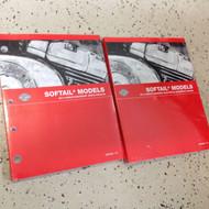 2014 Harley Davidson SOFTAIL MODELS Parts Catalog & Electrical Diagnostic Manual