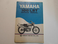1970s Yamaha 100 L5T Service Repair Shop Manual FACTORY OEM BOOK 70s x