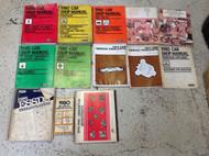 1980 Ford Mustang & Capri Repair Service Shop Workshop Manual Set OEM W LOTS +