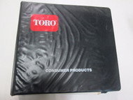 1983 TORO Heater Porta Heat Service Repair Shop Manual BINDER FACTORY OEM SET