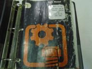 1987 Dresser D505N D505T D505TA Tractor Service Manual & Parts Catalog Set ***