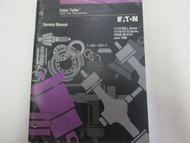 1990 Eaton Fuller Transmissions TRSM-0510 R1 Service Manual Used OEM Book ***