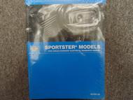 2008 Harley Davidson Sportster Electrical Diagnostic Service Repair Shop Manual