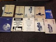 1992 Ford RANGER EXPLORER AEROSTAR Service Shop Repair Manual Set OEM W LOTS