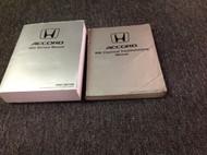 1992 HONDA ACCORD Service Shop Repair Manual Set OEM W ETM EWD Factory