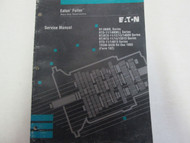 1993 EATON Transmissions RT RTX RTO TRSM-0430 Service Manual OEM Used Book ***