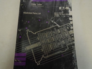 1994 Eaton Fuller RTLO-14610A Transmissions Parts Catalog OEM Book STAINED ***
