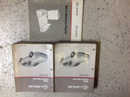 1994 Lexus ES300 ES 300 Service Repair Shop Workshop Manual Set OEM W Harness Bk