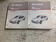 1994 Lexus ES300 ES 300 Service Repair Shop Workshop Manual Set OEM Factory Book