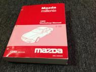 1995 Mazda Millenia Service Repair Workshop Shop Manual OEM Factory