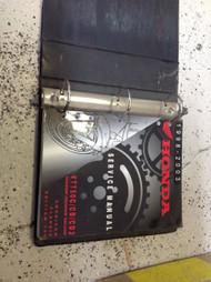 1998 1999 2000 2001 2002 2003 HONDA VT750C CD Shadow Service Repair Shop Manual