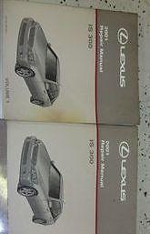 2001 Lexus IS300 IS 300 Service Shop Repair Workshop Manual SET BRAND NEW