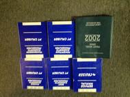 2002 CHRYSLER PT CRUISER Repair Shop Service Manual Set W Diagnostics & Labor Gu