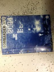 2004 BOMBARDIER DS 650 BAJA Service Shop Repair Workshop Manual NEW