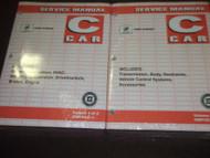 2005 Buick Park Avenue Service Repair Shop Workshop Manual Set OEM FACTORY