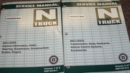 2005 GM Hummer H2 H 2 Service Repair Shop Workshop Manual Set FACTORY OEM