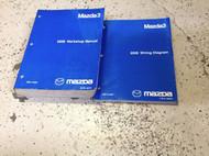 2006 Mazda 3 Mazda3 Service Repair Workshop Shop Manual Set W ETM Factory OEM