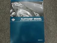 2007 Harley Davidson FLHTCUSE2 Service Workshop Repair Shop Manual OEM