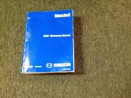 2008 Mazda5 MAZDA 5 Service Repair Shop Workshop Manual FACTORY OEM USED