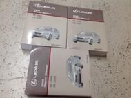 2009 Lexus IS350 IS250 IS 250 Service Shop Workshop Repair Manual SET FACTORY