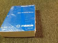 2009 Mazda RX-8 RX8 Service Repair Shop Workshop Manual FACTORY OEM