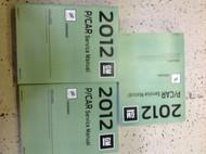 2012 GM BUICK VERANO Service Shop Repair Workshop Manual Set FACTORY NEW