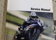 2013 2014 2015 Yamaha YZF R6 Service Shop Repair Workshop Manual Factory NEW