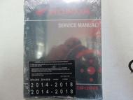 2014 2015 2016 2017 2018 HONDA CRF125F/FB CRF 125 Service Repair Shop Manual NEW