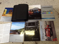 2014 MERCEDES BENZ CLA CLASS MODELS Owners Operators Manual SET Factory OEM