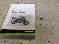2015 2016 Kawasaki VERSYS 1000 Service Repair Shop Workshop Manual OEM Factory